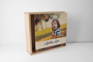 CustomWoodAlbumBox